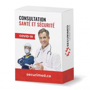 Consultation COVID-19 - Santé et sécurité