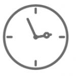 covid-horloge