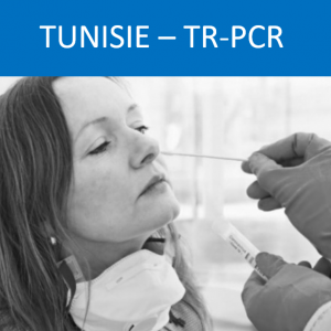 TUNISIE TEST RT-PCR